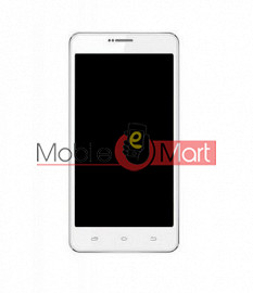 Lcd Display+Touch Screen Digitizer Panel For Intex Aqua Twist