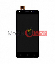 Lcd Display+Touch Screen Digitizer Panel For Intex Aqua Life III