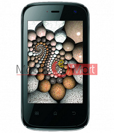 Lcd Display+Touch Screen Digitizer Panel For Intex Aqua Trendy