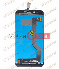 Lcd Display+Touch Screen Digitizer Panel For Intex Aqua Turbo 4G