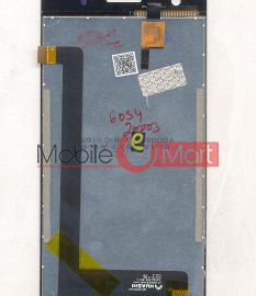 Lcd Display+Touch Screen Digitizer Panel For Intex Aqua Dream II