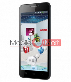 Lcd Display+Touch Screen Digitizer Panel For Intex Aqua i7