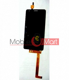 Lcd Display+Touch Screen Digitizer Panel For Intex Aqua Star II