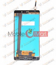 Lcd Display+Touch Screen Digitizer Panel For Intex Aqua Power 2
