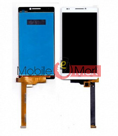 Lcd Display+Touch Screen Digitizer Panel For Intex Aqua Xtreme II