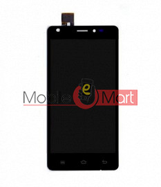 Lcd Display+Touch Screen Digitizer Panel For Intex Aqua Life 2