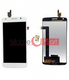 Lcd Display+Touch Screen Digitizer Panel For Intex Aqua Star 2 HD