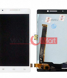 Lcd Display+Touch Screen Digitizer Panel For Intex Aqua Power HD