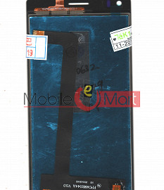 Lcd Display+Touch Screen Digitizer Panel For Intex Aqua Speed HD