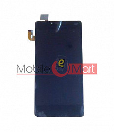 Lcd Display+TouchScreen Digitizer For Intex aqua octa  i17
