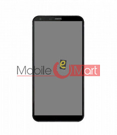 Lcd Display With Touch Screen Digitizer Panel For LG Q6a