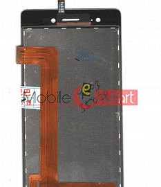 Lcd Display With Touch Screen Digitizer Panel For Lava iris 820