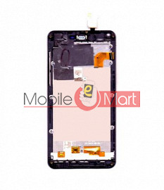 Lcd Display+Touch Screen Digitizer Panel For XOLO Q2000L
