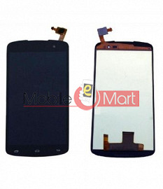 Lcd Display+Touch Screen Digitizer Panel For Xolo Omega 5.0