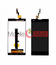 Lcd Display+Touch Screen Digitizer Panel For Xolo Hive 8X 1000