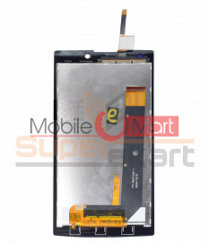 Lcd Display+Touch Screen Digitizer Panel For Lava Iris Fuel 60