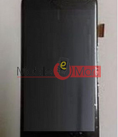 Lcd Display+Touch Screen Digitizer Panel For Intex Aqua Curve