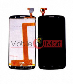 Lcd Display+Touch Screen Digitizer Panel For XOLO Q1000 OPUS