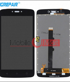 Lcd Display With Touch Screen Digitizer Panel For Motorola Moto C