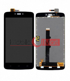 Lcd Display With Touch Screen Digitizer Panel For Moto C