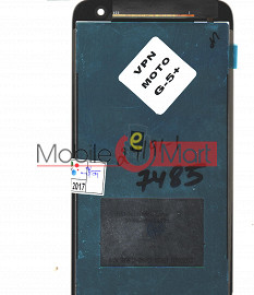 Lcd Display With Touch Screen Digitizer Panel For Motorola Moto G5 Plus