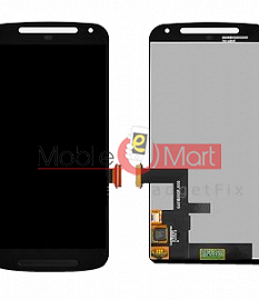 Lcd Display+TouchScreen Digitizer Glass Panel For Motorola Moto G2