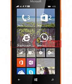 Lcd Display+Touch Screen Digitizer Panel For Microsoft Lumia 435