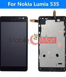 Lcd Display+Touch Screen Digitizer Panel For Microsoft Nokia Lumia 535