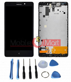 Lcd Display+Touch Screen Digitizer Panel For Nokia XL