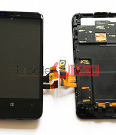 Lcd Display TouchScreen Digitizer For Nokia Lumia 620 RM-846