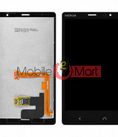 Lcd Display Touch Screen Digitizer For Microsoft Nokia X2 Dual Sim (Rm1013)