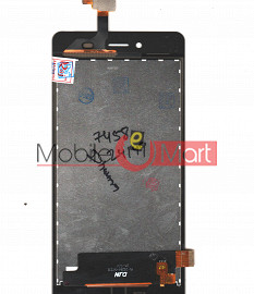 Lcd Display+Touch Screen Digitizer Panel For Panasonic T50