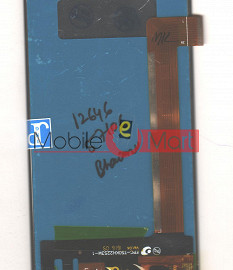 Lcd Display+Touch Screen Digitizer Panel For Panasonic P66 Mega