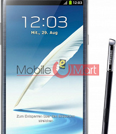 Lcd Display With Touch Screen Digitizer Panel For Samsung Galaxy Note 2  CP Version
