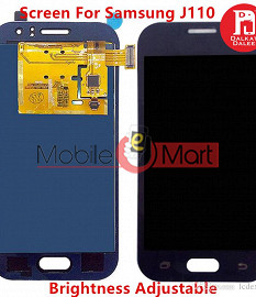 Lcd Display+Touch Screen Digitizer Panel For Samsung Galaxy J1 Ace (Black)
