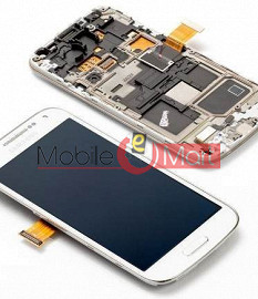Lcd Display+Touch Screen Digitizer Glass Panel For Samsung Galaxy S4 Mini i9190
