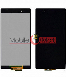 Lcd Display With Touch Screen Digitizer Panel For sony xperia z ultra c6802