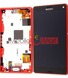 Lcd Display+Touch Screen Digitizer Panel For Sony Xperia Z3 Compact