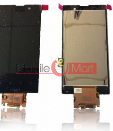 Lcd Display+Touch Screen Digitizer Panel For Lcd Display With Touch Screen For Sony Xperia Ion LT28h