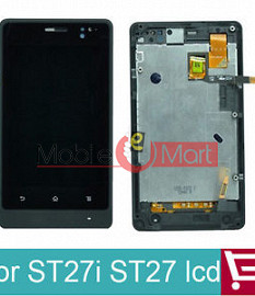 Lcd Display+Touch Screen Digitizer Panel For Sony Xperia Go ST27i