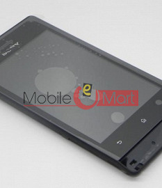 Lcd Display+Touch Screen Digitizer Panel For Sony Xperia Miro ST23i