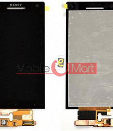 Lcd Display+TouchScreen Digitizer For Sony Xperia S Lt26i