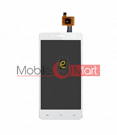 Lcd Display+Touch Screen Digitizer Panel For Spice Stellar Mi-516