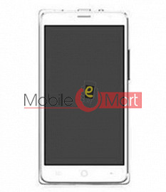 Lcd Display+Touch Screen Digitizer Panel For Spice Stellar Mi-524