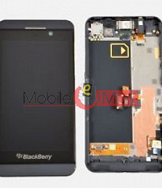 Lcd Display+Touch Screen Digitizer Panel For BlackBerry Z10