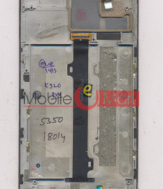 Lcd Display With Touch Screen Digitizer Panel For Lenovo K920 VIBE Z2 Pro
