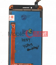Lcd Display+Touch Screen Digitizer Panel For Lenovo A6010