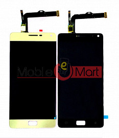Lcd Display+Touch Screen Digitizer Panel For Lenovo Vibe P1