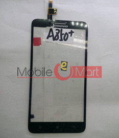 Stock Lcd Display+Touch Screen Digitizer Panel For Lenovo A850 Plus