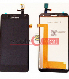 Lcd Display+Touch Screen Digitizer Panel For Lenovo S660